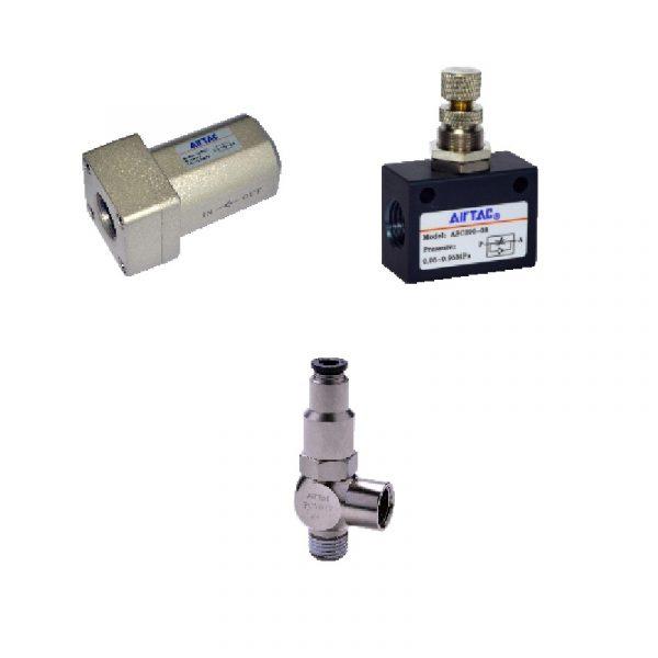 Övriga ventiler och ventiltillbehör
