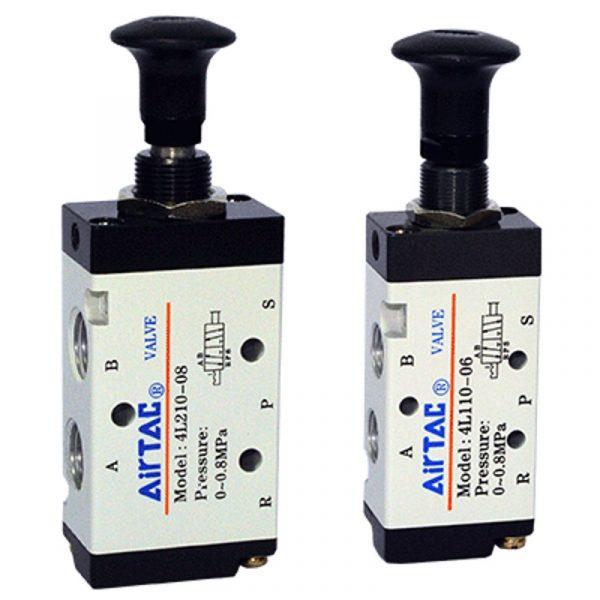 4L Tryck/drag-ventil